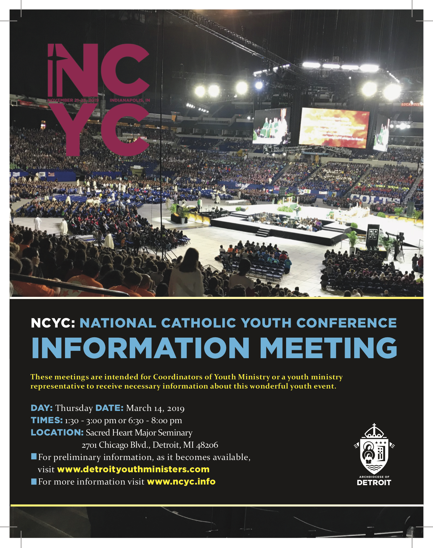 NCYC Information Meeting